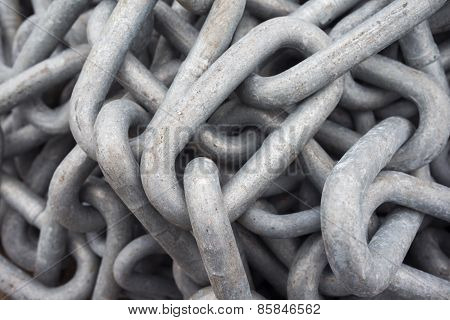 Chain texture