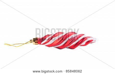 Christmas decoration spiral toy.