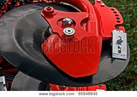 Agricultural Equipment. Detail 207