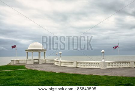 The De La Warr Pavilion grounds