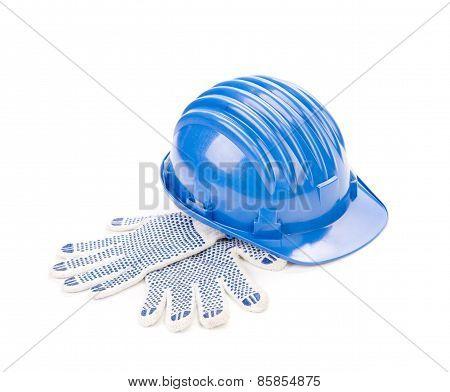 Hard hat gloves.