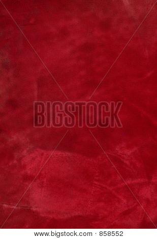Red Velveteen Fabric