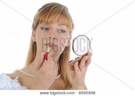 Bride Colors Lipstick.