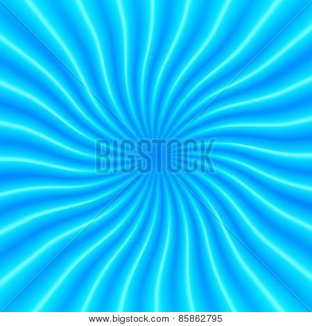 Abstract waved colorful vector background