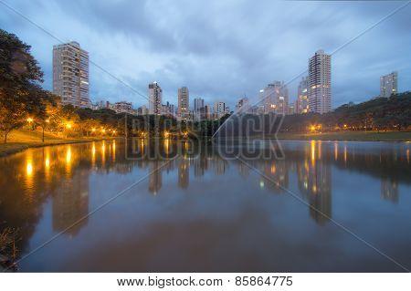 City Park - Goiânia,Brazil, Vaca Brava