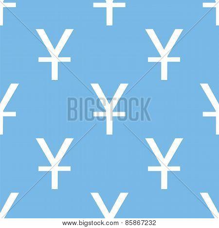 Yen seamless pattern