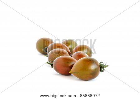 Brown Cherry Tomato - Kumato
