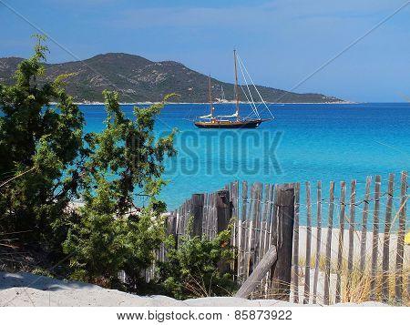Saleccia Beach