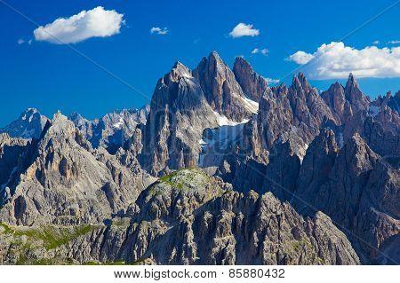 Cadini Range, Dolomites, Italy