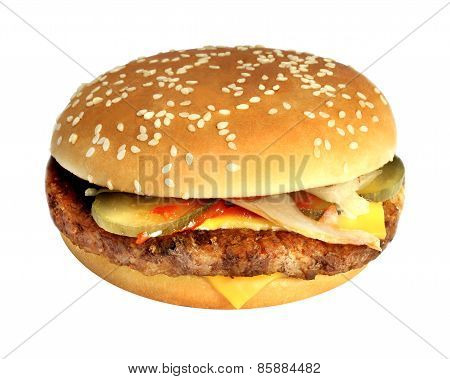 Big Tasty Burger