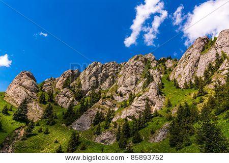 Zaganu Mountain