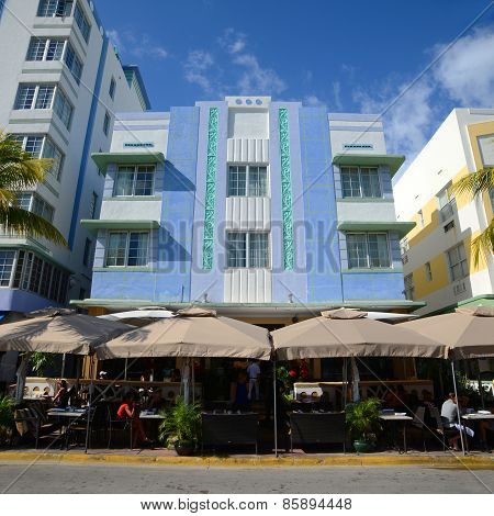 Art Deco Style Imperial in Miami Beach