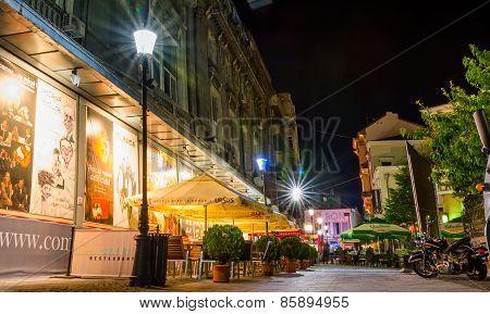 Bucharest Old Center