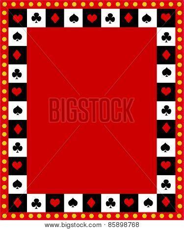 Poker Border / Frame