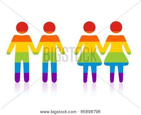 Gay / Lesbian Couple