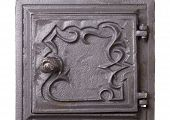picture of furnace  - Cast iron door for furnaces - JPG