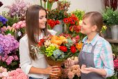 stock photo of masterpiece  - This bouquet is a masterpiece - JPG