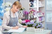 picture of flower shop  - Growing her flower business - JPG
