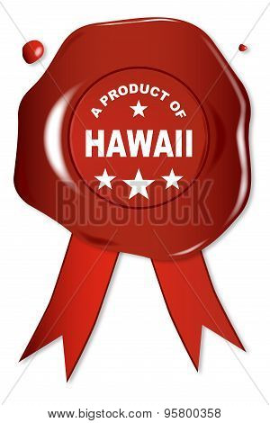 A Product Of Hawaii