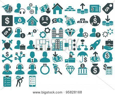 Commerce Icon Set