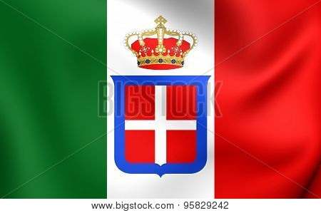 Kingdom Of Italy Flag (1861-1946)