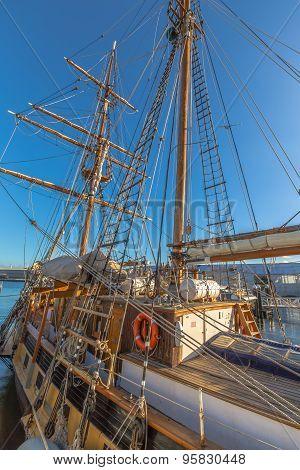 Hobart Sailing ship