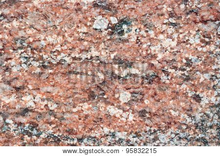 Granite Background With Scratches.