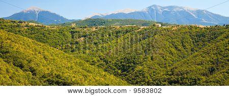Pirin Mountain Panorama