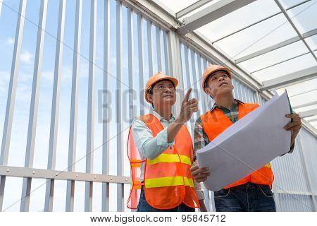 Explaining work