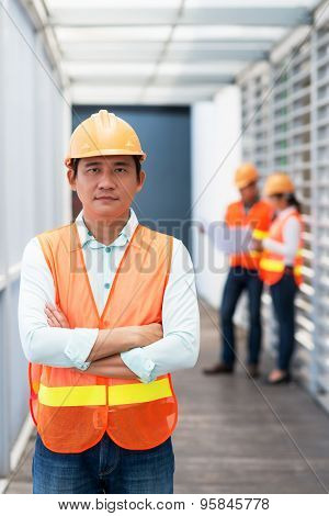 Vietnamese civil engineer