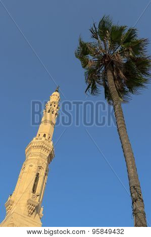Sky Of Alexandria, Egypt