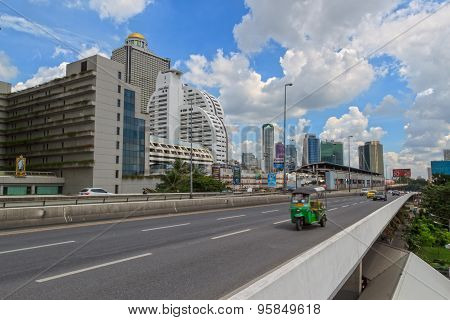 Bangkok, Thailand - October 26, 2014