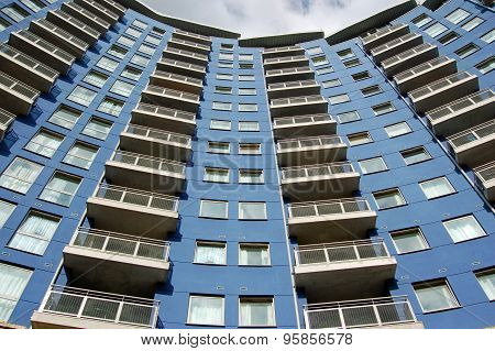 Blue Apartments, Basingstoke