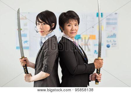 Samurai Workers