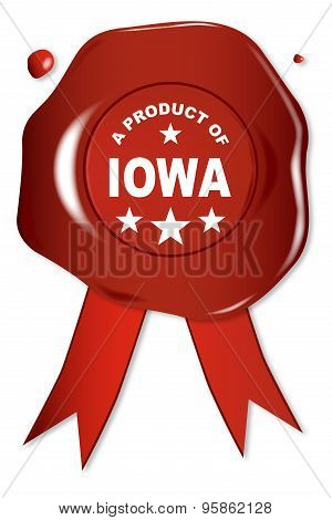 A Product Of Iowa
