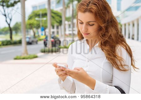 Writing SMS
