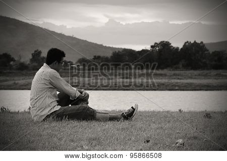 Loneliness Moment