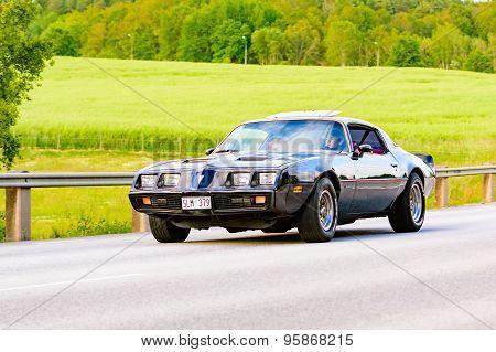Pontiac Firebird Formula 1979 Black