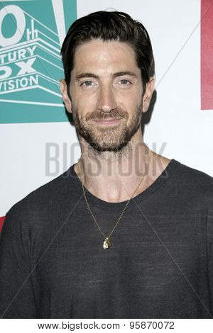 SAN DIEGO - JUL 10:  Iddo Goldberg at the 20th Century Fox Party Comic-Con Party at the Andaz Hotel on July 10, 2015 in San Diego, CA