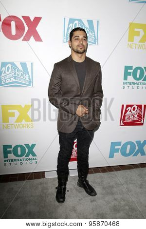 SAN DIEGO - JUL 10:  Wilmer Valderrama at the 20th Century Fox Party Comic-Con Party at the Andaz Hotel on July 10, 2015 in San Diego, CA