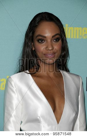 SAN DIEGO - JUL 11:  Lyndie Greenwood at the Entertainment Weekly's Annual Comic-Con Party at the Hard Rock Hotel on July 11, 2015 in San Diego, CA