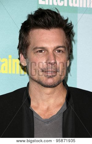 SAN DIEGO - JUL 11:  Len Wiseman at the Entertainment Weekly's Annual Comic-Con Party at the Hard Rock Hotel on July 11, 2015 in San Diego, CA