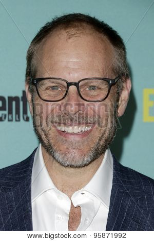 SAN DIEGO - JUL 11:  Alton Brown at the Entertainment Weekly's Annual Comic-Con Party at the Hard Rock Hotel on July 11, 2015 in San Diego, CA