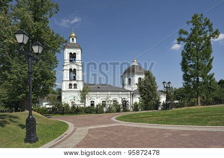 Church of Our Lady of Life-Giving Spring in Tsaritsyno