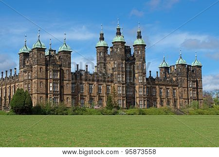 Donaldson's College in Edinburgh.
