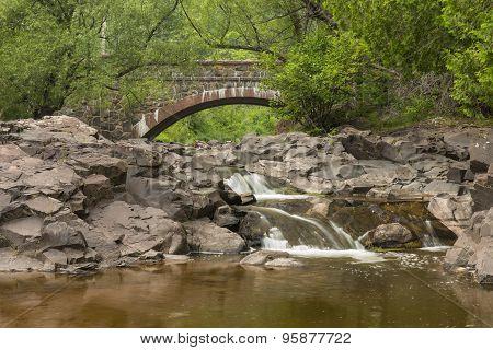 Stone Arch Bridge Scenic