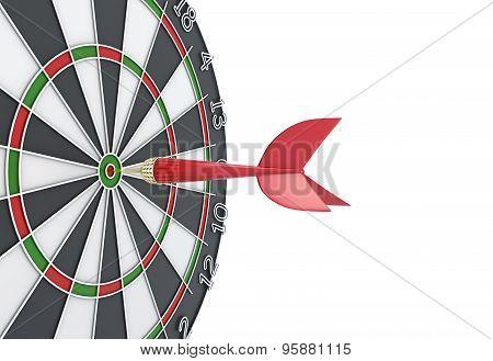 Dart Hit The Target