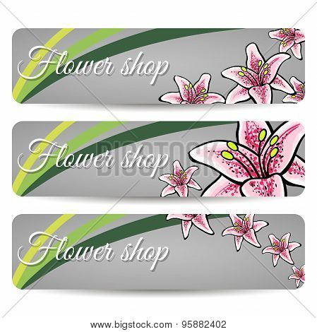 FloralBanners