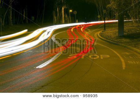 Traffic Curve