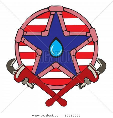 plumber mascot